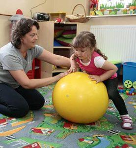 Wykorzystanie metody integracji sensorycznej wcodziennej pracy przedszkola